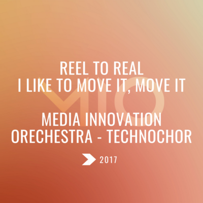 Reel to Real - I like to move it, move it